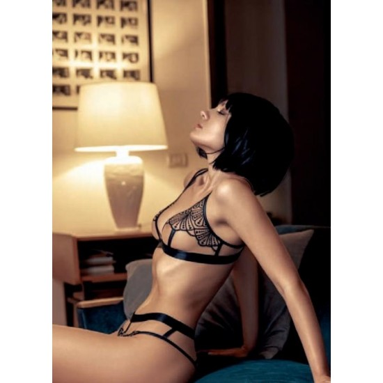 Triangle Play the game Jolidon Lingerie mon amour