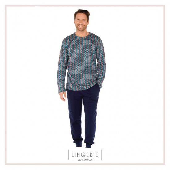 Pyjama Pop Art Hom Lingerie mon amour